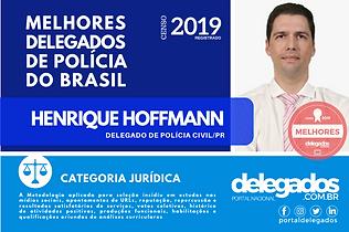 Prêmio melhor Delegado 2019