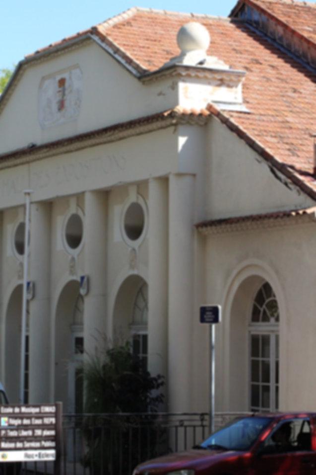 Salle de réception de BRIGNOLES