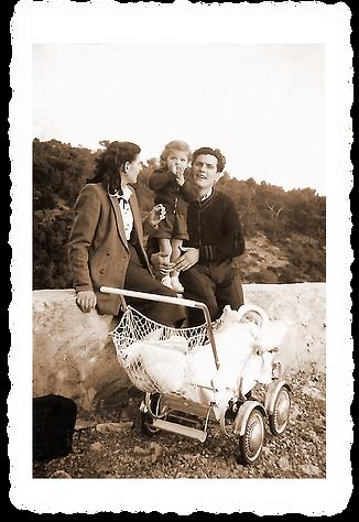 Mes Parents Alain et Gilles