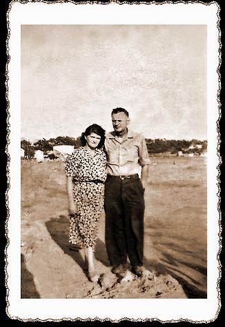 Mes grand parents maternel