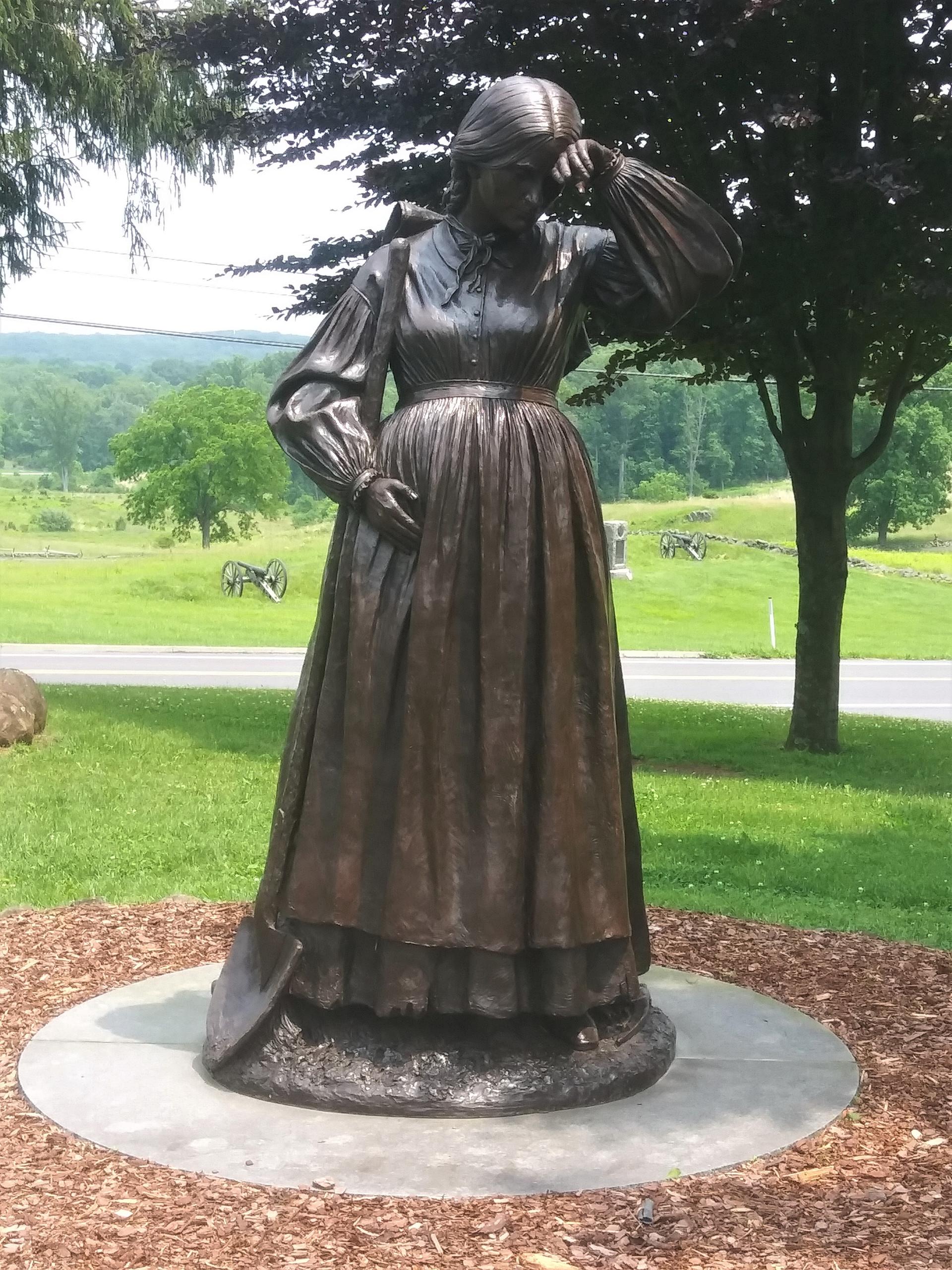 Evergreen Cemetery Gettysburg PA