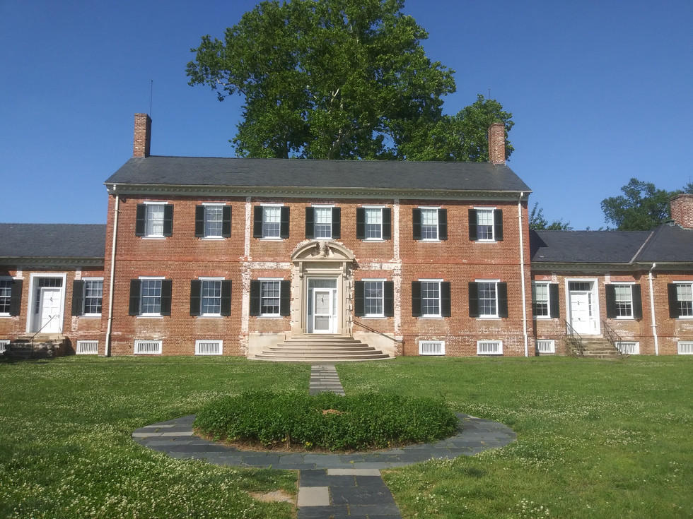 Chatham Manor, Virginia