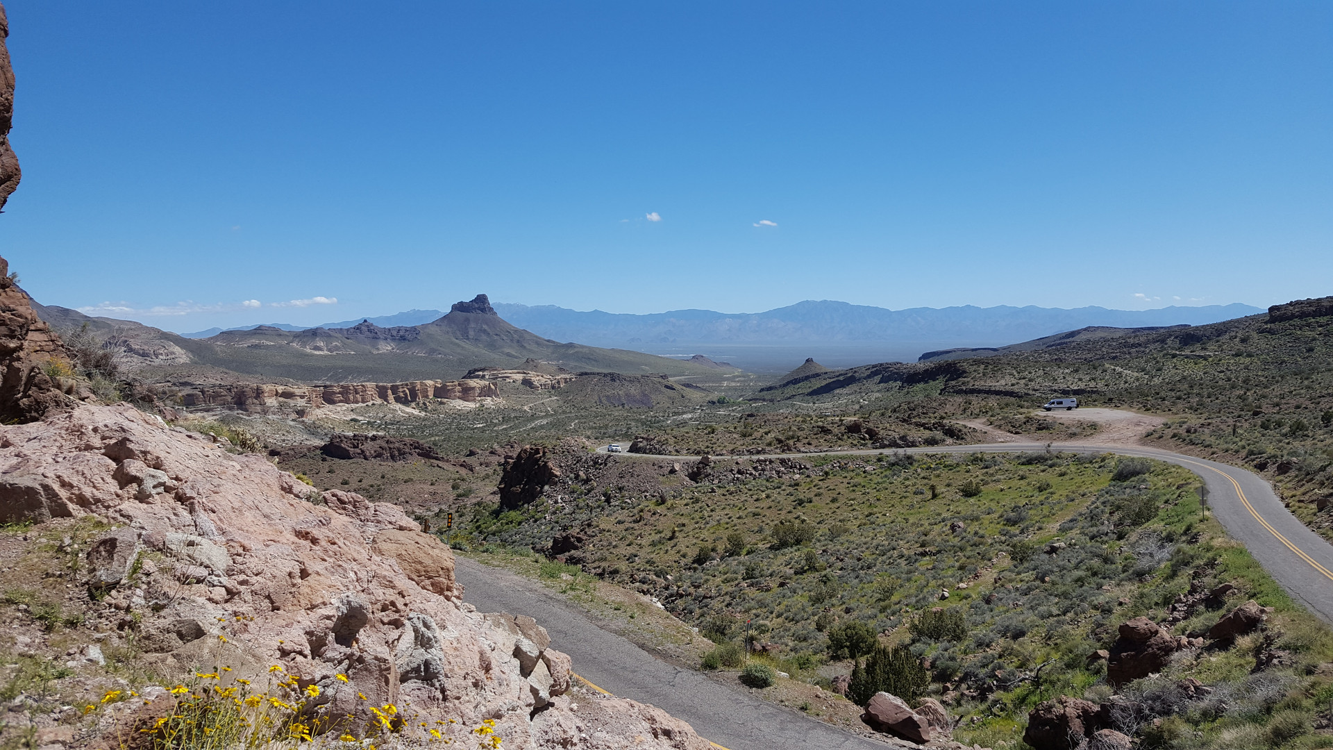 Seagraves Pass Arizona