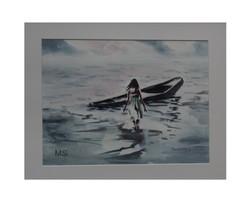 Sea Shoer Girl