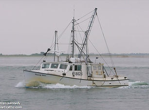 F/V Kennedy Helen Barnegat Light