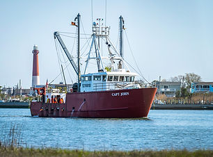 F/V Capt John Barnegat Light, NJ