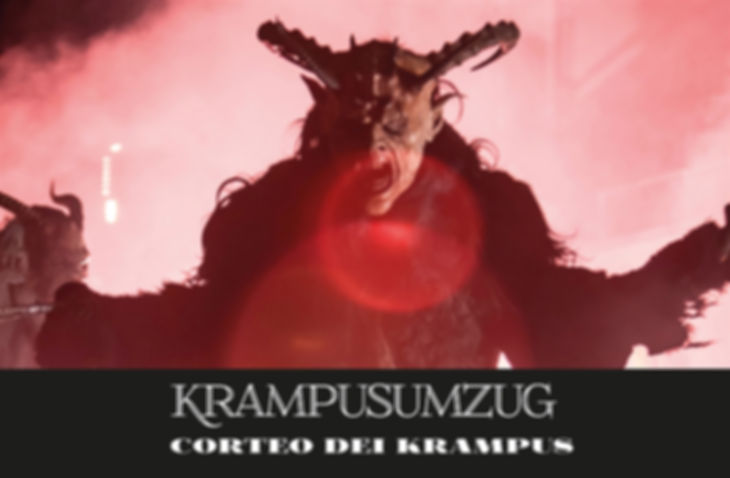 Krampusumzug Sand in Taufers