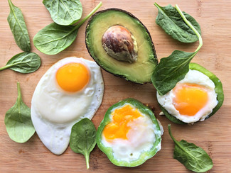 Yema de huevo: ¿sí o no?