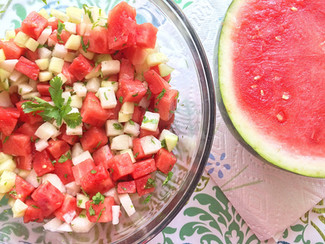 Ensalada fresca ideal para este calor