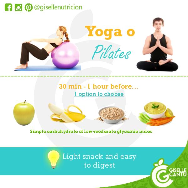 Pre-workout: Yoga or pilates