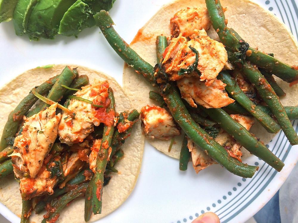 Los Tacos… La salvación para los flojos para la cocina como yo