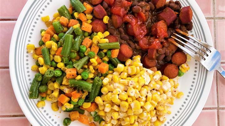 No es malo comer alimentos congelados ni enlatados: opinión de una nutrióloga