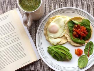 Ideas de huevo para el desayuno