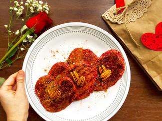 Valentine's Hot Cakes