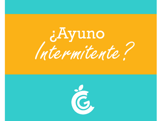 ¿Ayuno Intermitente?
