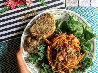 La clave para un Espagueti fácil y saludable