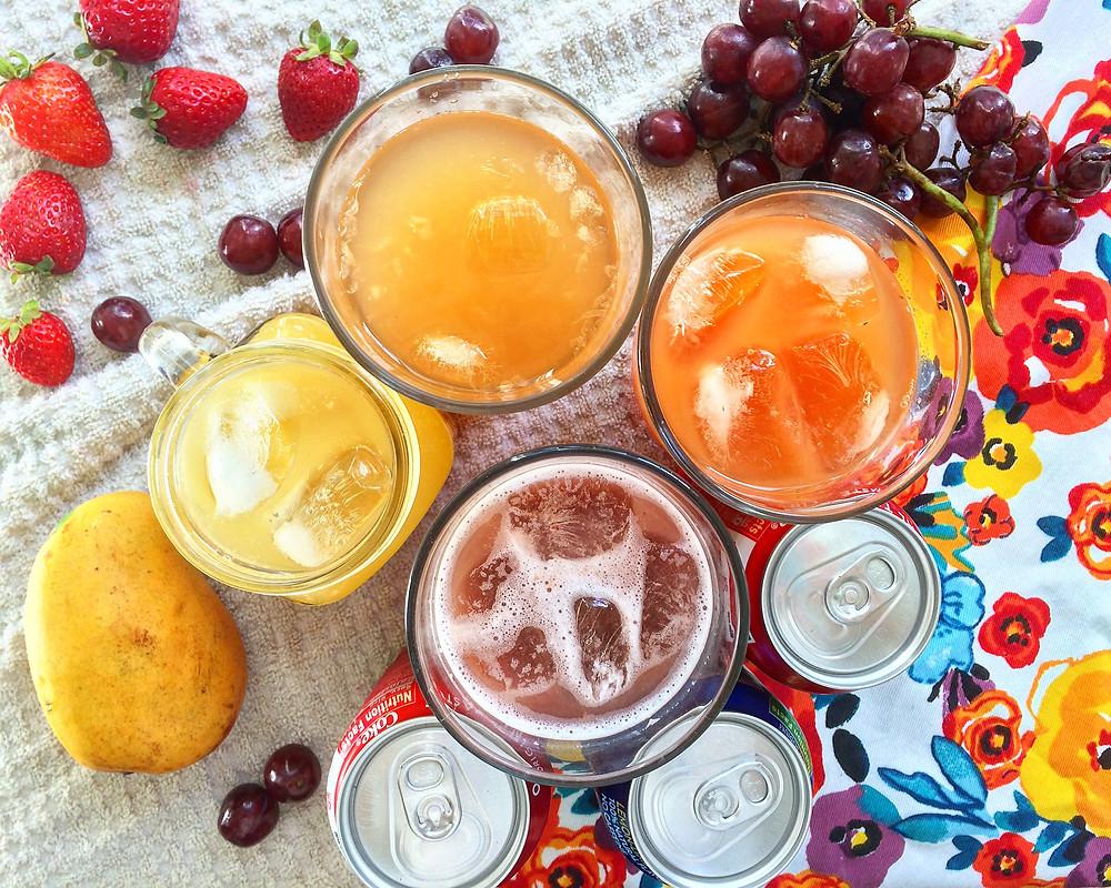 Marcas de refrescos saludables