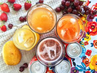 Marcas de refrescos saludables que recomiendo de Laredo, Tx.
