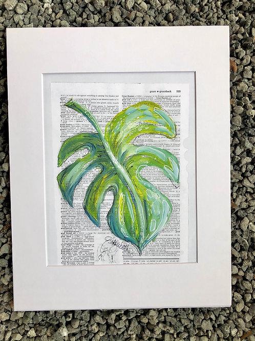 Leaf 2 Print