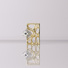 Small Voronoi Base Bronze.jpg