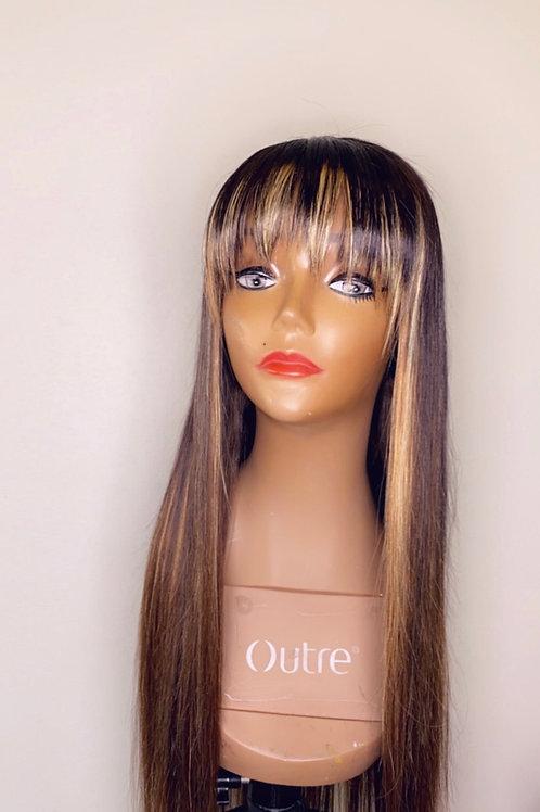 Fringe Quick Wig