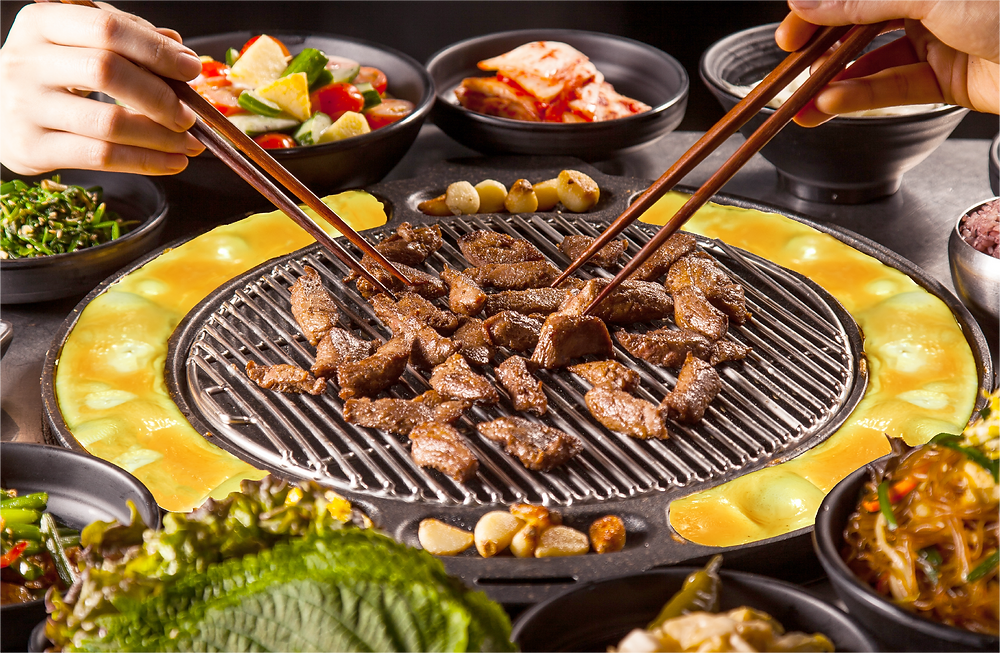 Feast like a King at Seorae Korean Charcoal BBQ