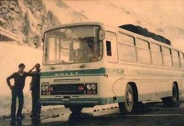Storia della Viaggi Gulli dalla Calabria in Svizzera in autobus