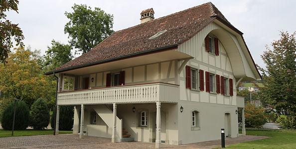 Stöckli vom Hotel Schloss Gerzensee in idyllischer und reizvollen Umgebung