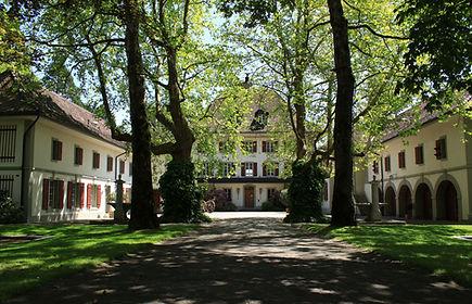 Schloss Gerzensee neues Schloss Studienzentrum Stiftung der Schweizerischen Nationalbank