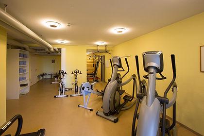 Fitnessraum Hotel Schloss Gerzensee