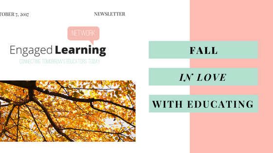 Fall In Love With Educating