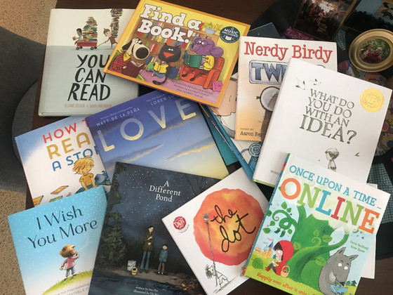 Picture Books for Teaching Digital Citizenship