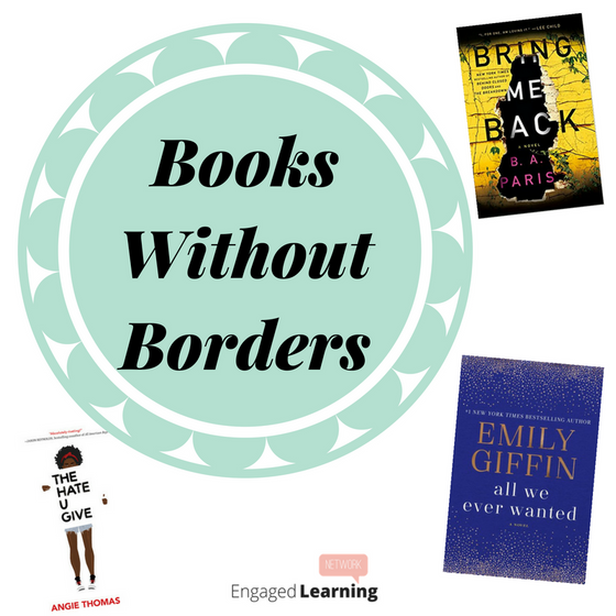 Books Without Borders Is Back!
