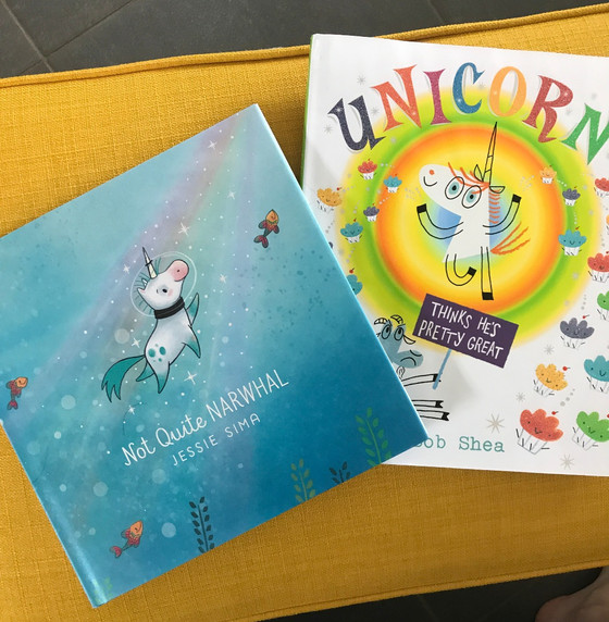 Must-Have Unicorn Picture Books