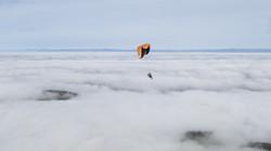 Über dn Wolken