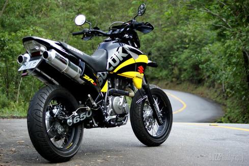 Buzzphotograph - Auto Motor Suzuki DR 650
