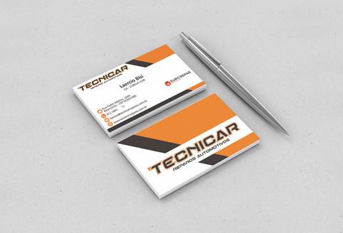 Cartão de Visita Tecnicar