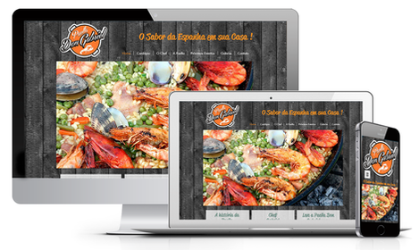 Site-responsivo-Paella Don Gabriel