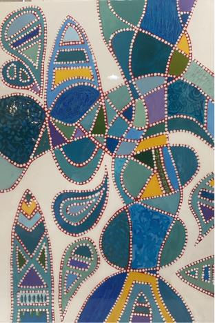 Anne Beletic, White Girl Tribal Blues