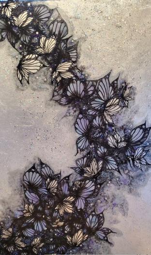 JuJu Bartush, Silver Secret, Butterfly Shadows