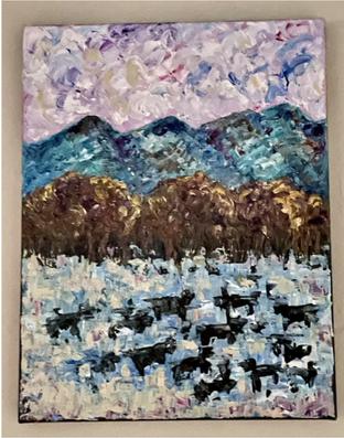 Carolyn Campbell, Where the Buffalo Roam