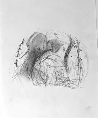Emma Goga, Shroom (student artist)