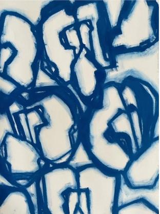 Mylinda Farr, Bluebonnet Buckle: Bluebonnet Blue Series
