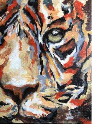 Aimee Conaway, Tiger
