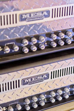 Ampli dual rectifier Mesa Boogie