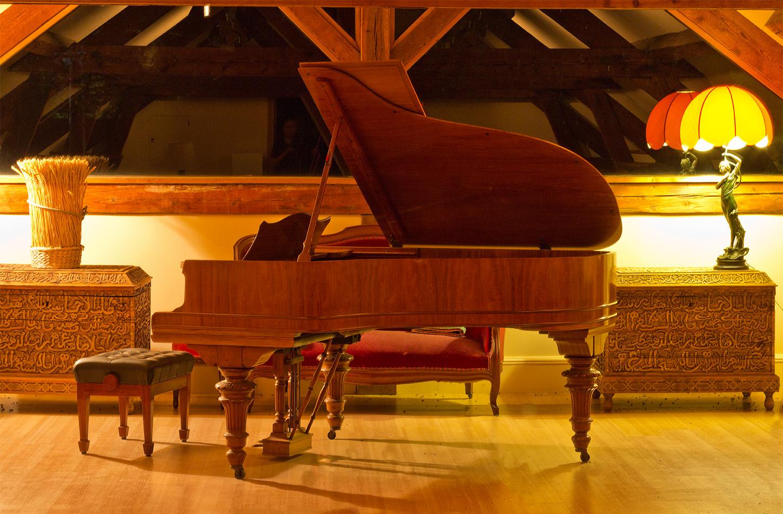 enregistrement piano Steinway