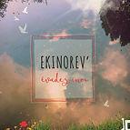 Ekinorev-Evadez moi-jaquette cd