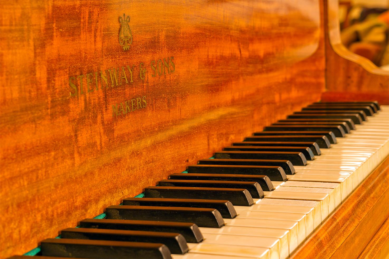 Piano Steinway_enregistrement