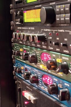 Line 6 Echo Pro-Orangerie studio