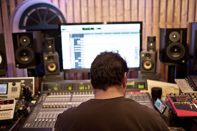 Studio de l'Orangerie mixage